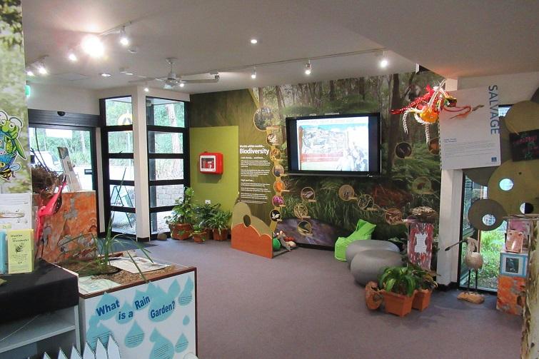 bushland centre in Brisbane