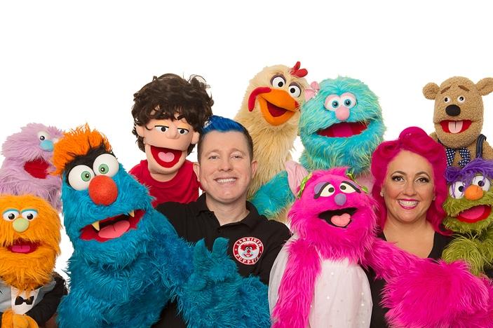 puppet show brisbane for kids