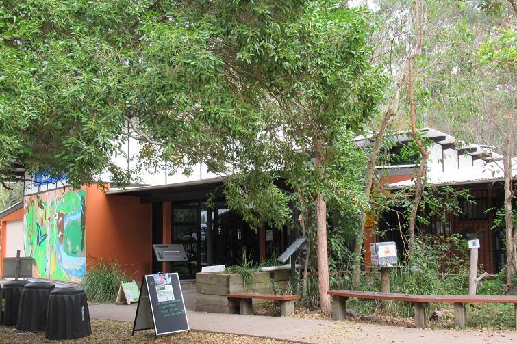 downfall creek bushland centre