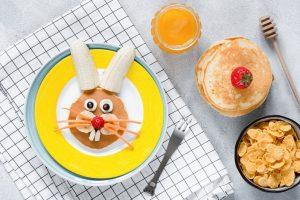 easter pancake idea