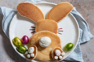 rabbit pancake