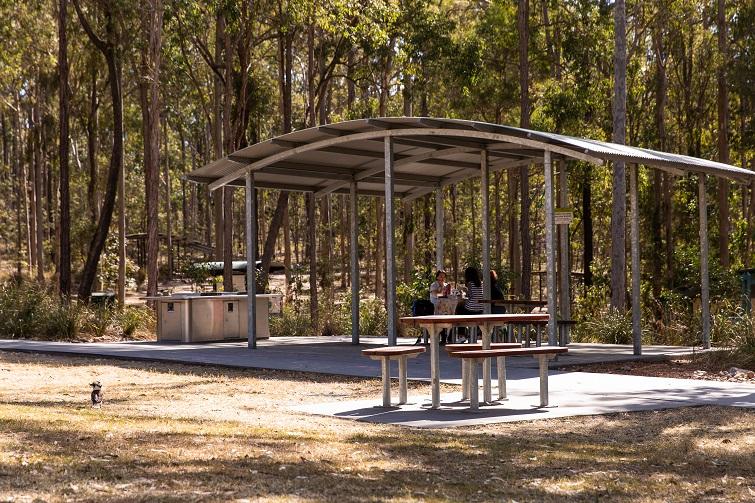 karawatha park picnic area
