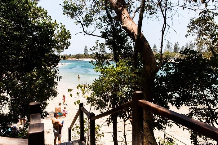 secret beach burleigh