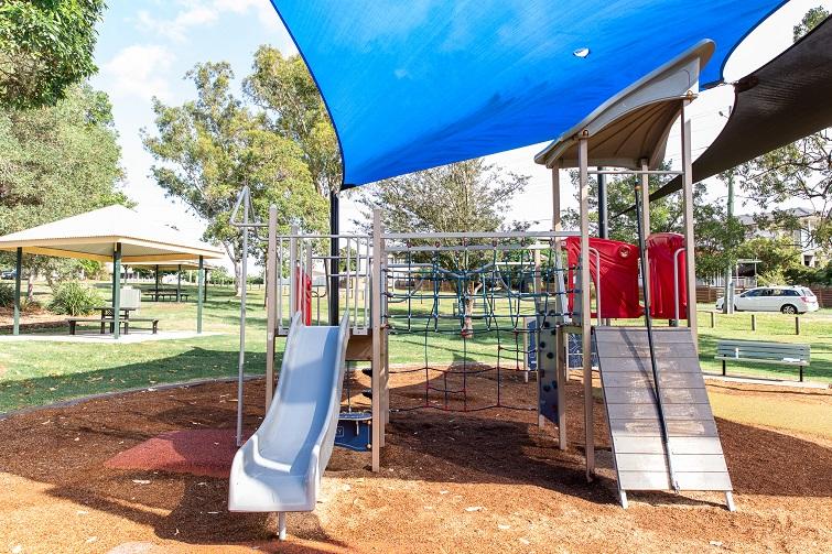 wynnum playground