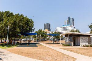 public toilets broadwater parklands