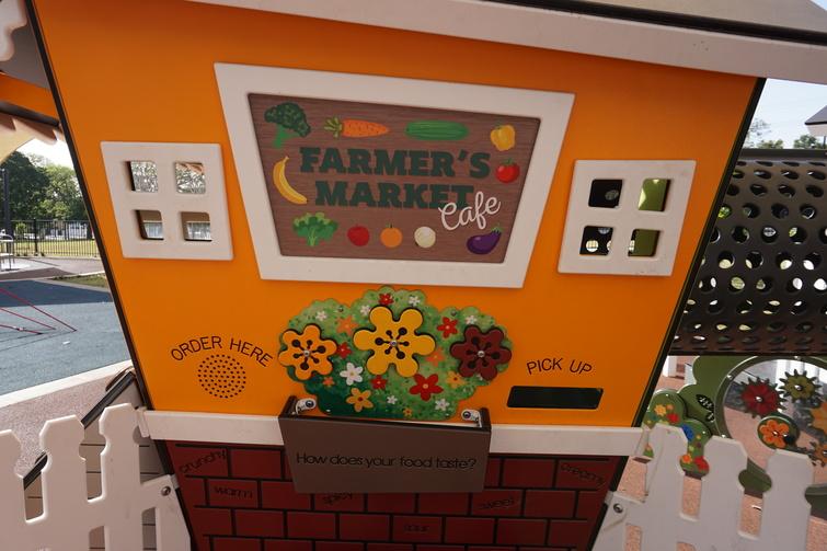 farmers market play equipment