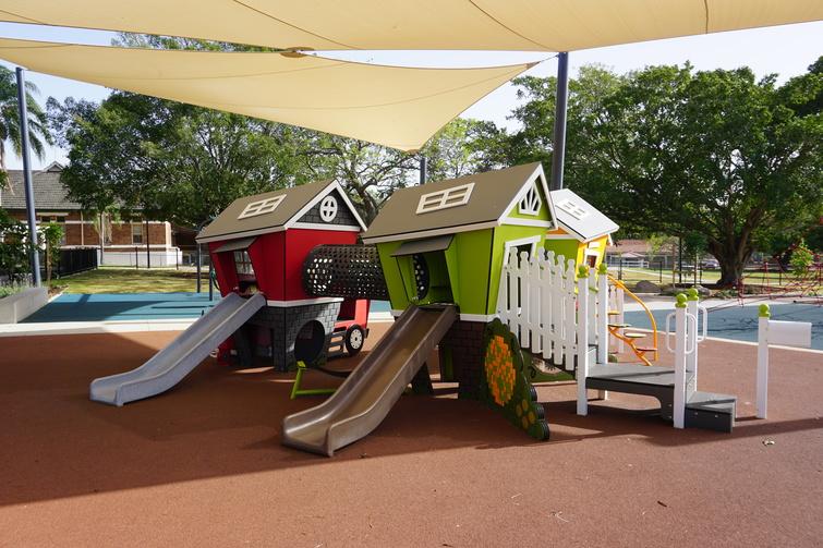 toddler playground ascot