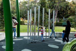 musical playground equipment