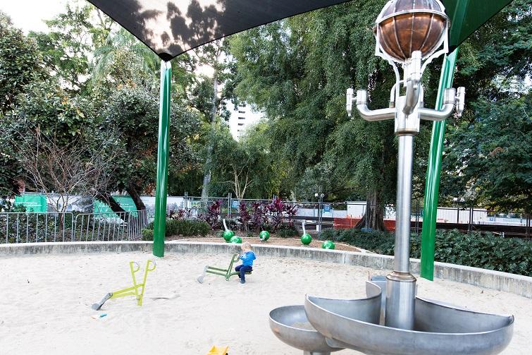 sand playground brisbane