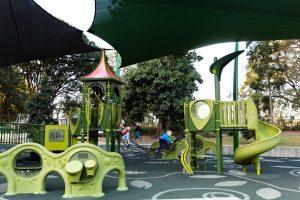 brisbane botanic gardens playground