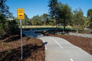 logan cycle track