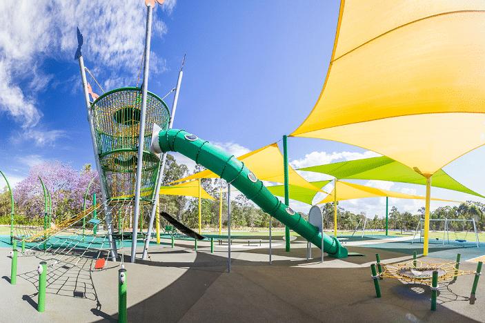 Demeio Park Playground