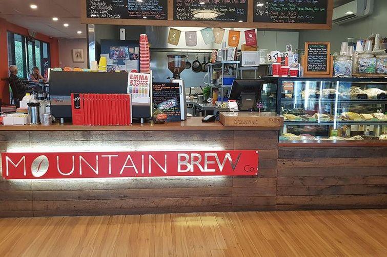The Mountain Brew Coffee in Mount Tamborine
