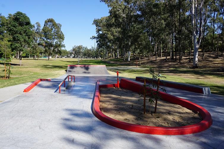 skate plaza ashgrove