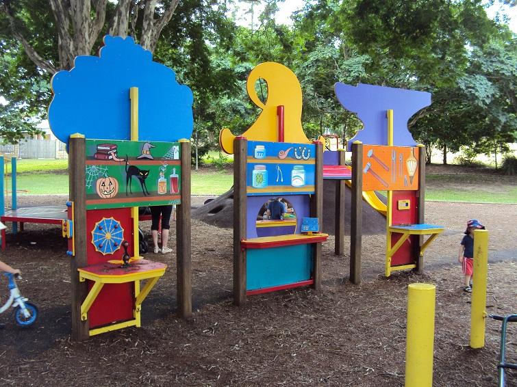 play equipment dorrington park