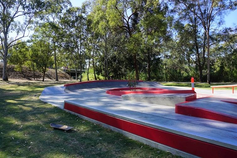 Dorrington Park Skatepark