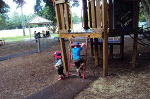 ashgrove playground fort