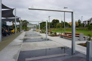 waterplay hercules steet park