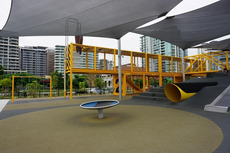 hercules street park