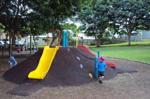 slide in dorrington park