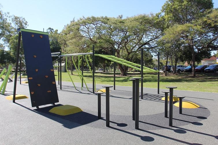 guyatt park ninja course