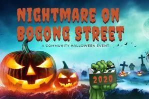 Nightmare on Bogong Street Halloween Event