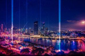 Sunsuper Night Sky Brisbane Festival
