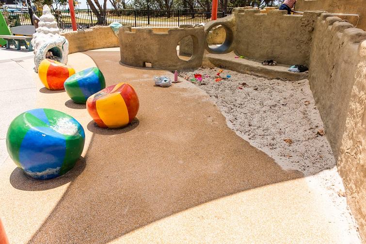 sand play area gold coast playground