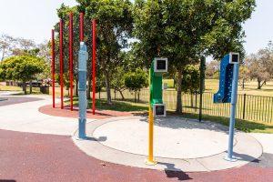 perscope playground equipment