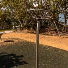 Logan Gardens spinning elements