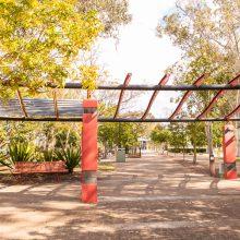 Logan Gardens park entry