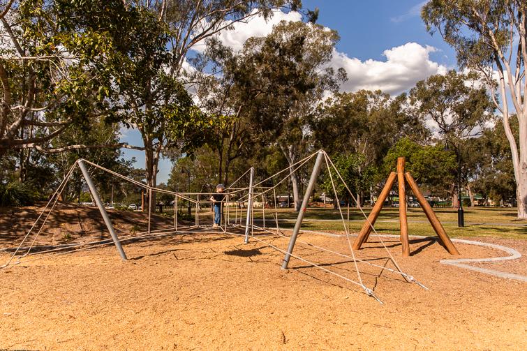 Logan Gardens net