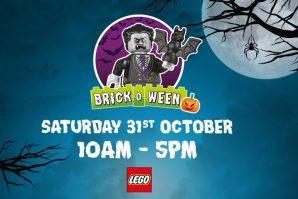 lego halloween event