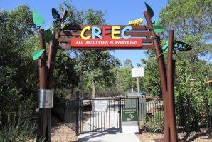 CREEC sign