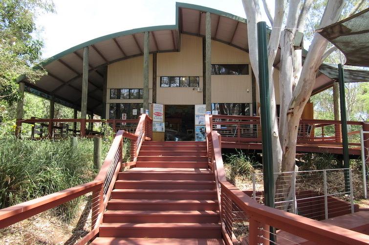 Osprey House entrance