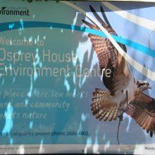 Osprey House sign