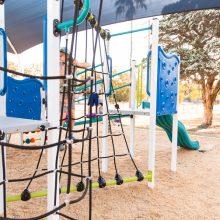 Pengana Playground climbing structures