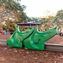 Pengana Playground monorail