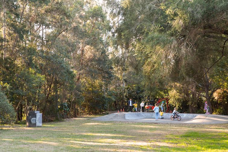 Pengana Playground skate