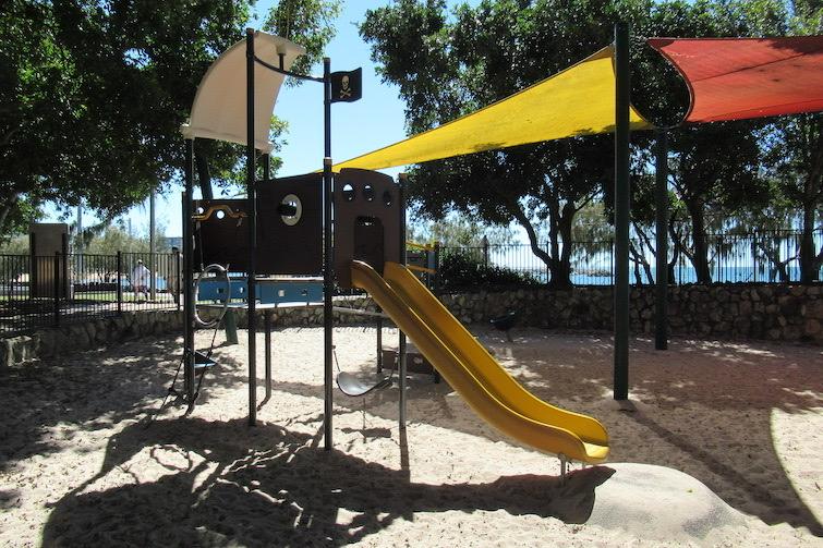 Redcliffe lagoon_Playground 2