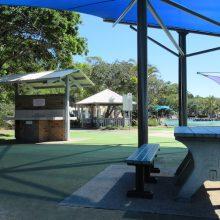 Redcliffe lagoon_picnic area