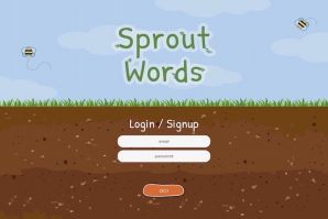 Sprout Words 8