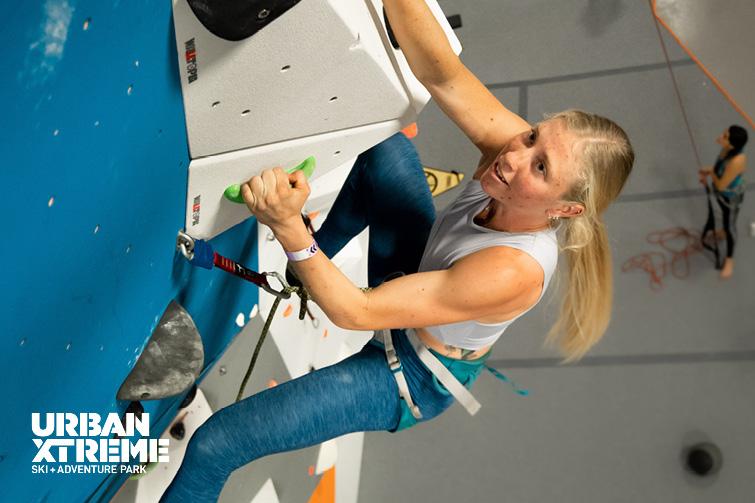 Urban Xtreme climbing 2