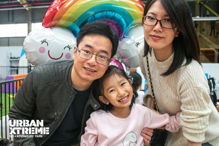 Urban Xtreme family