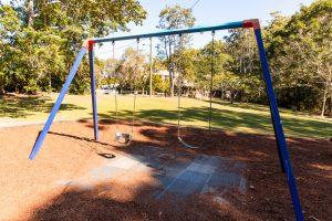 Cilento Park swings