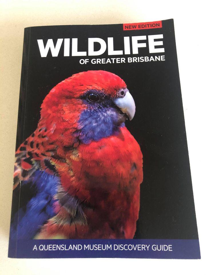 wildlife of greater brisbane book