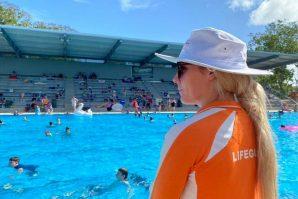 Aussie Arvo Pool Party lifesaver Lawnton Aquatic Centre