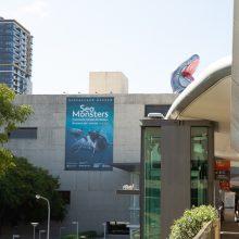 Queensland Museum Sea Monsters