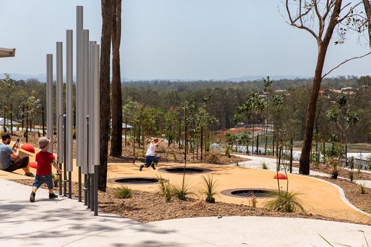 inground trampolines springfield