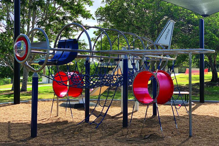 Plane Playground